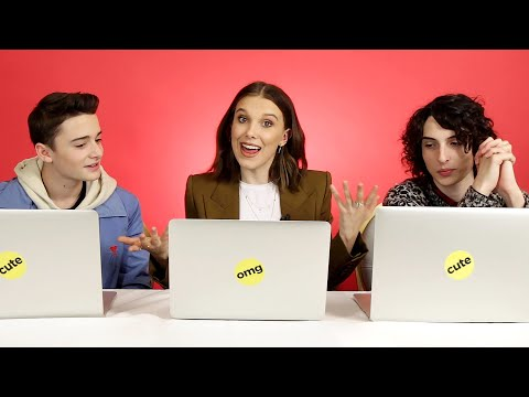 "The ""Stranger Things"" Cast Finds Out Which Characters They Really Are"
