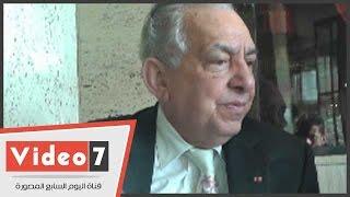 بالفيديو.. إبراهيم سمك: مصر تأخرت كثيرا فى استخدام الطاقة الشمسية لتوليد الكهرباء
