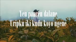Kependem Tresno - Cover Guyon Waton lirik