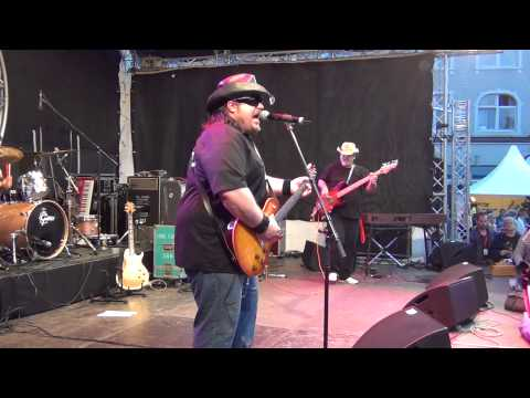 Bluesfest Eutin 2013  Lance Lopez & Band (USA) -- Straight Texas Bluesrock