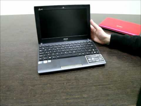 ASUS Eee PC 1025CE CES 2012