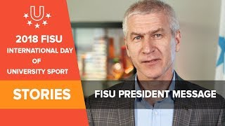 Celebrate the International Day of University Sport on September 20th with FISU!