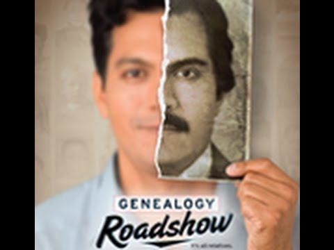 KCTS 9 History Cafe: Geneology Roadshow