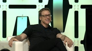 In Conversation with Alan Tudyk Live Panel at SWCC 2019