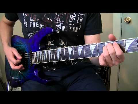 Soda Stereo - Soda Stereo | Estoy Azulado | Guitar Cover