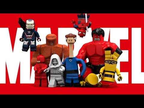 LEGO Marvel Super Heroes Videogame - FULL REVIEW