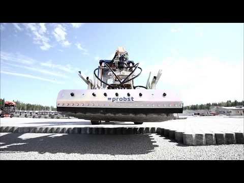 Robots VS Human: Modern Road Construction Mega Machines Equipment vs Primitive Technology Paving