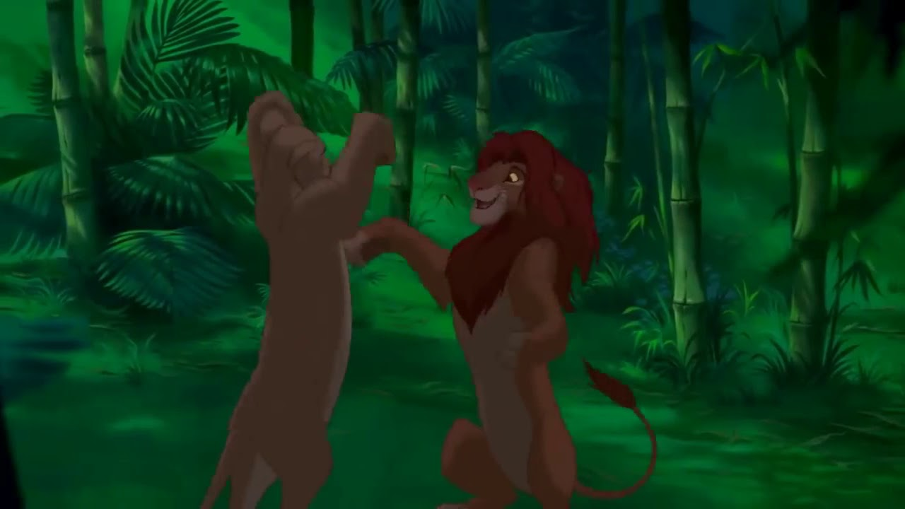 Lion king can you feel the love tonight scandal