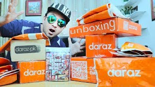 Bought Top Gadget From Daraz pk | Unboxing | Gadgets Gate
