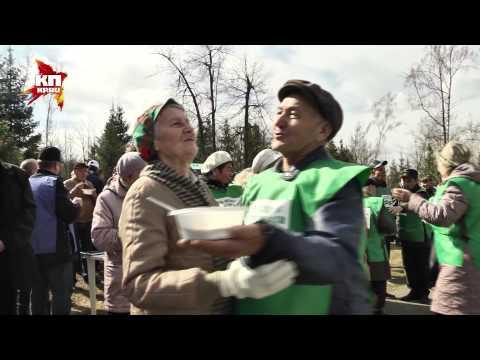 Зеленая России: В Казани вырос Лес Победы