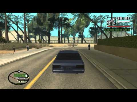"GTA San Andreas ""Key to Her Heart"" get UC2 Club"