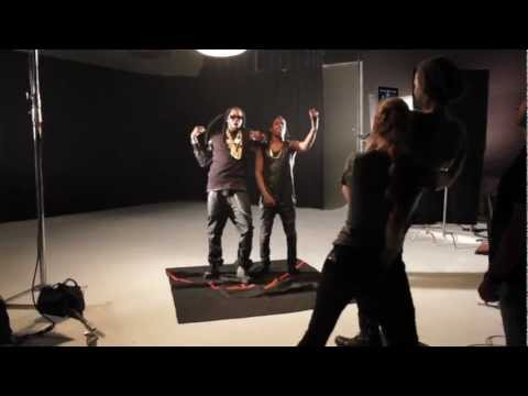 Behind The Scenes: A$AP Rocky (Feat. Kendrick Lamar, 2 Chainz & Drake) - F*ckin Problems