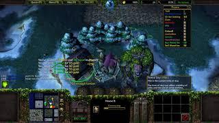 Warcraft 3 TFT - Trolls Vs Elves #4