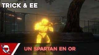 Trick & EE - Spartan doré hors carte | Le portail du parasite H3