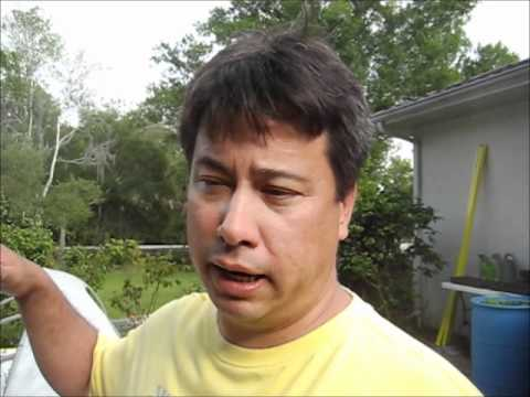 Aquaponics Interview - Steve Chin-Yee Englewood FL