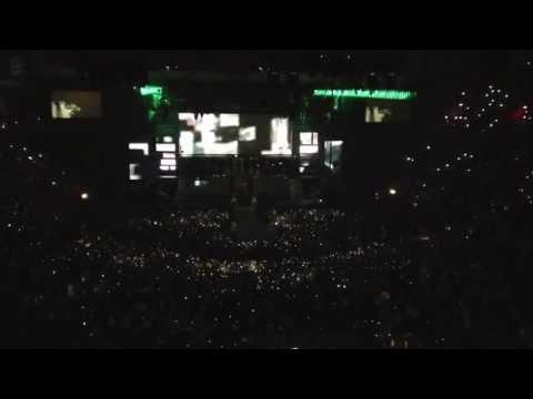 Justin Bieber Live @ Ericsson Globe, Sweden (18 MINUTES) 23/4