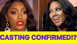DRAMA! Porsha Confirms Kenya Moore's RHOA Return + Filming Start Date Pushed Up! YOVANNA is In!?