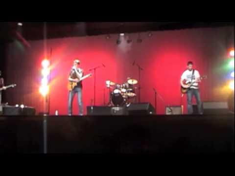 Sidelow Performing at Hunterdon Central Regional High School
