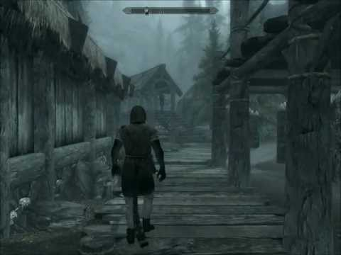 Skyrim: Assassin (kill them all)