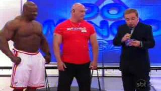 RONNIE COLEMAN NO GUGU
