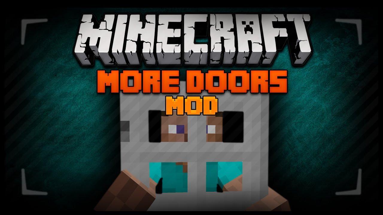 Special Doors Mod More Doors Mod 1.9
