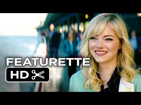 The Amazing Spider-Man 2 Featurette - Gwen and Peter (2014) - Emma Stone, Andrew Garfield Movie HD