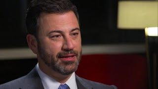 Jimmy Kimmel's serious side