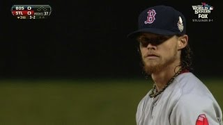 WS2013 Gm4: Buchholz keeps Sox in game over four