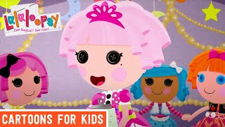 Lalaloopsy - Grand Surprise | Lalaloopsy Webisode Compilation | Cartoons for Kids