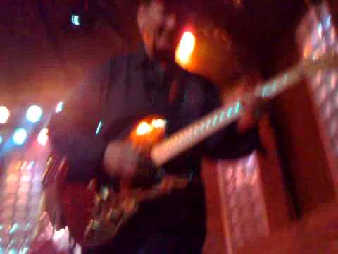 James Burton plays intro of