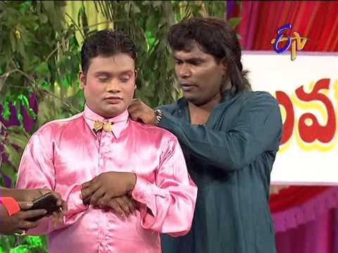 Extra Jabardasth - ఎక్స్ ట్రా జబర్దస్త్ - Chammak Chandra Performance on 17th October 2014