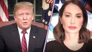 Celebrities Slam Trump's Perfectly Good Speech on Border Security | Amanda Head