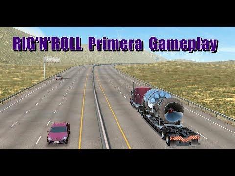 Rig 'n' Roll | Game Review | Primeira vez no jogo!