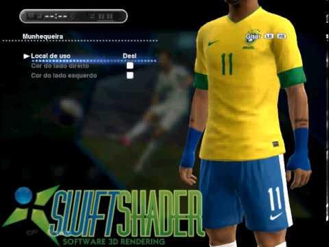 Face Neymar Pes 13