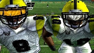 BEST GAME EVER - NCAA FOOTBALL 2006 (PS2) DYNASTY MODE #1 SAU VS THE U