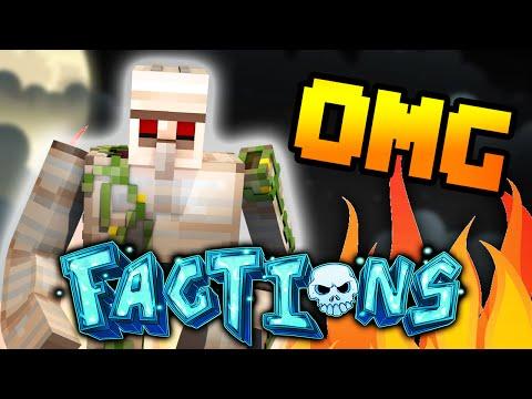 Minecraft Factions: UNREAL IG RAID? #30