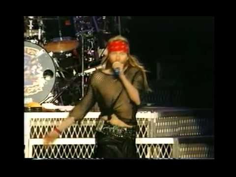 Guns N Roses - Sail Away Sweet Sister