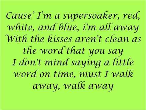 Kings Of Leon Supersoaker Lyrics