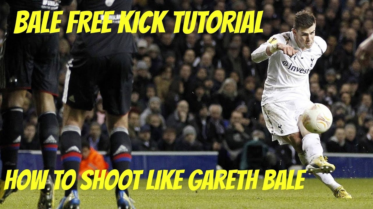 Bale Free Kick Wallpaper Gareth Bale Free Kick Tutorial