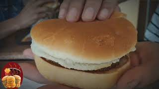 McAloo Vs McVeggie Burger //  Best Mcdonald's Burger india