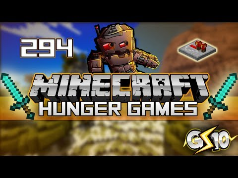 Minecraft Hunger Games w/ Graser! Game 294 - Repeater?