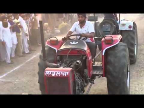 Arjun 605 Vs Ford 7000 Tractor Tochan Fight video