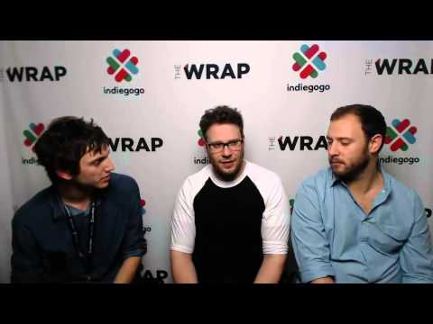 "SXSW: Seth Rogen, Evan Goldberg Talk ""Neighbors,"" North Korea"