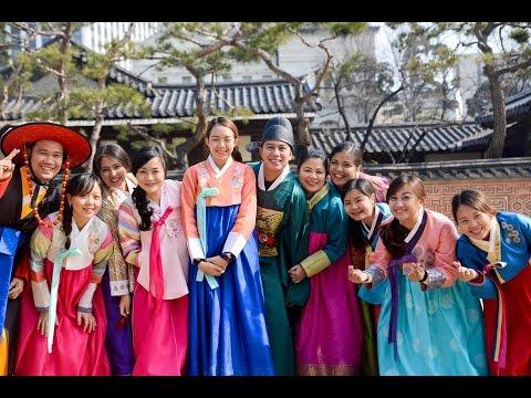 Seoul South Korea 2016