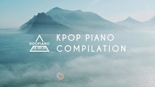 Download Lagu Relaxing Kpop Piano Compilation | 1 Hour Study & Sleep Music Gratis STAFABAND