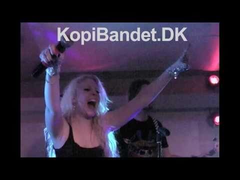 KopiBandet.DK - Hvor Skal Vi Sove I Nat (Rock Cover)