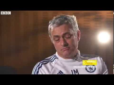 Chelsea's Jose Mourinho's rules of football punditry