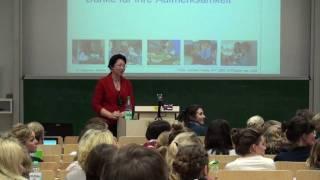 Prof. Dr. Fabienne Becker-Stoll: Bindungstheorie (Vorlesung im Schloss)