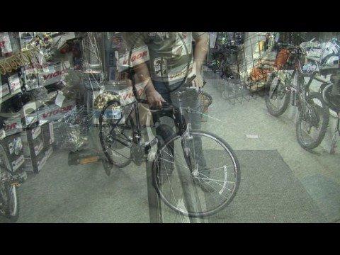 Bicycle Tricks & Repair : How to Buy a Road Bike Fork