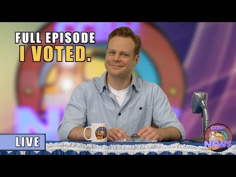I Voted (THE BEST ELECTION EPISODE EVER!) - Choo Choo Bob Show
